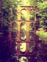 aqueduct by dentelle91