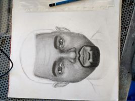 Kanye West by WilliamDreyfus