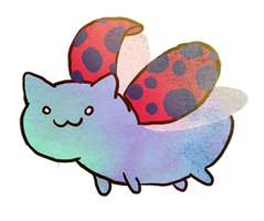 Catbug by sammich