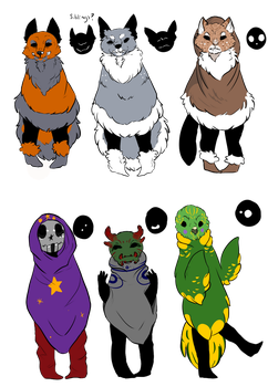 OPEN 1/6 Mocchi adopts AUCTION by OverLord-Adopts