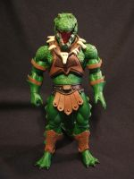 MOTUC custom Swamp Chomp by masterenglish