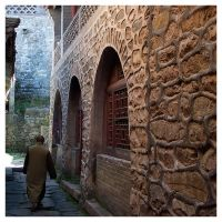 CongRong: Footsteps of a Monk by secondhand-tourist