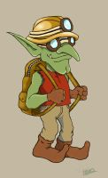 Captain Goblin by HeonGaiden