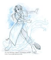 Cybre of the Water Tribe by cybre