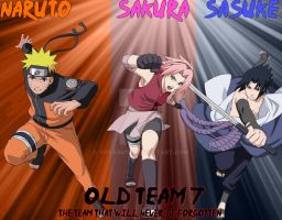 The Never Forgotten Team 7 by YOsasu13