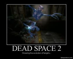 Dead Space 2 Demotivational by xVxsimple-angelxVx