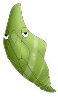 Pokedex 011: Metapod- Harden by izka197