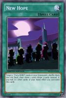New Hope (MLP): Yu-Gi-Oh! Card by PopPixieRex