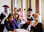 Umineko: Golden Tea Party by DMinorDucesa
