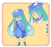 Adoptable Winter_SOLD_+FREE Ref Sheet by Miss-NoIdentity