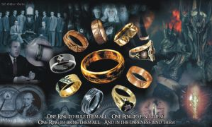 One Ring to rule them all by LadyCyrenius