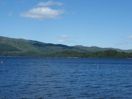 Hills, Lochs and Glens 3 by Anararion
