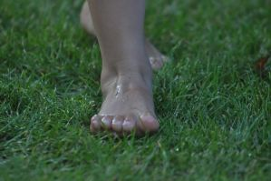 foot by m-gosia