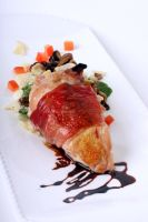 Saltimbocca di Pollo by anti00gravity