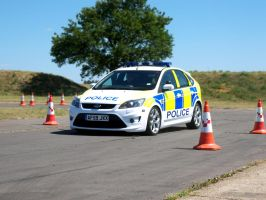 Police Gala Day Autotest by DesuDan