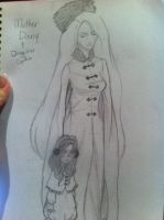 Darcy new dresses designs- Mother??? by oORedSkinnyJeansOo