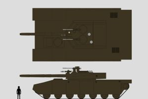 Concept Tank Commission by EricJ562