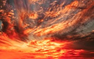 Sunset Clouds 5 S T O C K by AStoKo