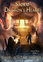 The Storm Dragon's Heart by Luches