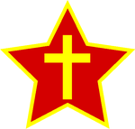 Christian Socialist Star by DeltaHD