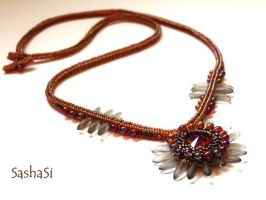 SUNNY-2 Necklace by gordissima