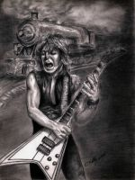 Randy Rhodes by ghostgirl69