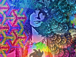 Psychedelic enlightenment by Tobynator13