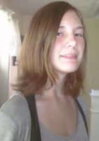 Me with new haircut :D by CometStre