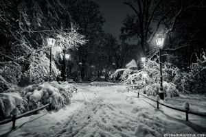 krk snow 241 by MichalTokarczuk