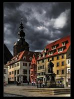 luther city Eisleben by stg123