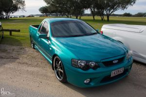 Ford XR6 by small-sk8er
