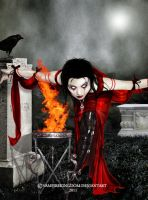 Fuego Sagrado by vampirekingdom