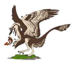 Ospreyonyx Burgon by Silenced-Dreams