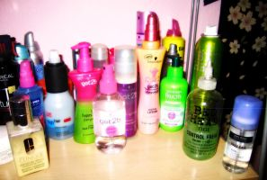 Hair products, yay by soffl