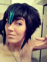 Starfighter - Cain Cosplay W.I.P. (OLD) by Murdoc-lein