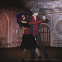 BA :: Takes Two to Tango by darkangel-hikari