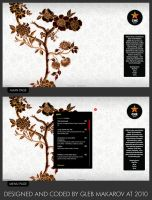 CHE BAR web page by infazz