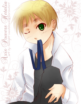 +APH: England+ by twilight-inochihime