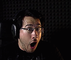 GIF - Markiplier after dying in Monstrum by Nattsu-San