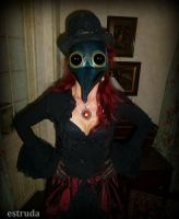 Mrs Plague Doctor by Estruda