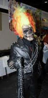 MCM Expo Oct 2014 85 - Ghost Rider by cosmicnut