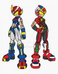 daimos and voltes v in color? by NaGaSaNe