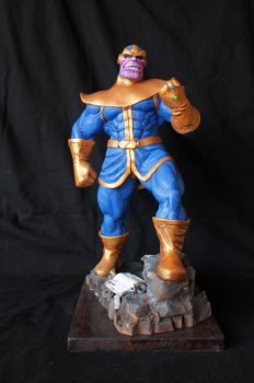 Thanos 1 by Deathfeniks