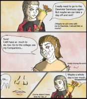 communication problems - Skyrim by ImperialCharles