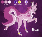 Adoptable: 'Kue' :CLOSED: by The-Nutkase