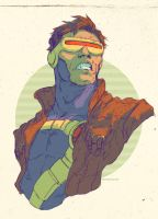 Cyclops by DavidRapozaArt