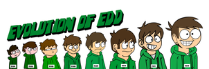 The Evolution of Edd by SuperSmash3DS
