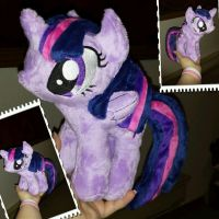 MLP 10 inch standing Twilight -- BronyCon 2015 by RubioWolf