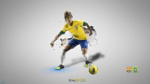 Neymar Wallpaper by ByWarf