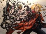 Edward Elric by Gabi-Art